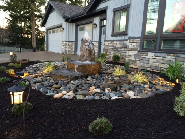 Water Feature Photo Gallery