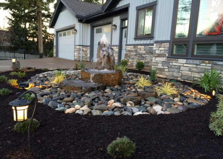 Water Features Photo Gallery
